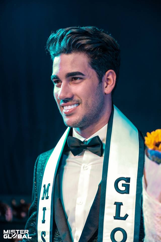 The Official thread of MISTER GLOBAL 2018: DARIO DUQUE OF USA 37641111