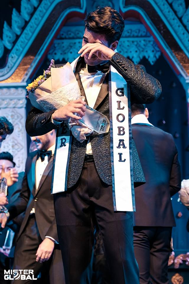 The Official thread of MISTER GLOBAL 2018: DARIO DUQUE OF USA 37654113