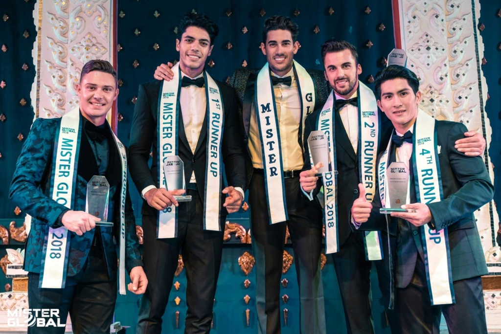 The Official thread of MISTER GLOBAL 2018: DARIO DUQUE OF USA 37720911