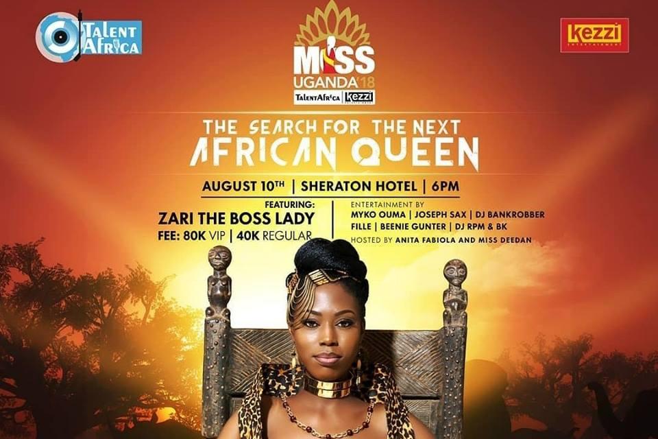 Miss UGANDA World 2018 - Results 37893711