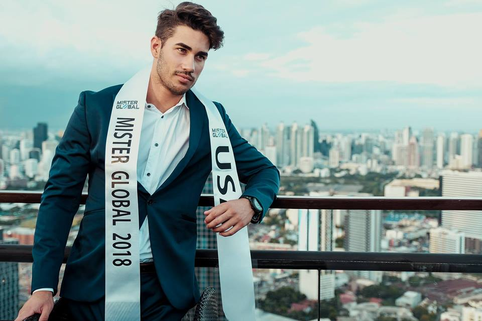 The Official thread of MISTER GLOBAL 2018: DARIO DUQUE OF USA - Page 2 37938910