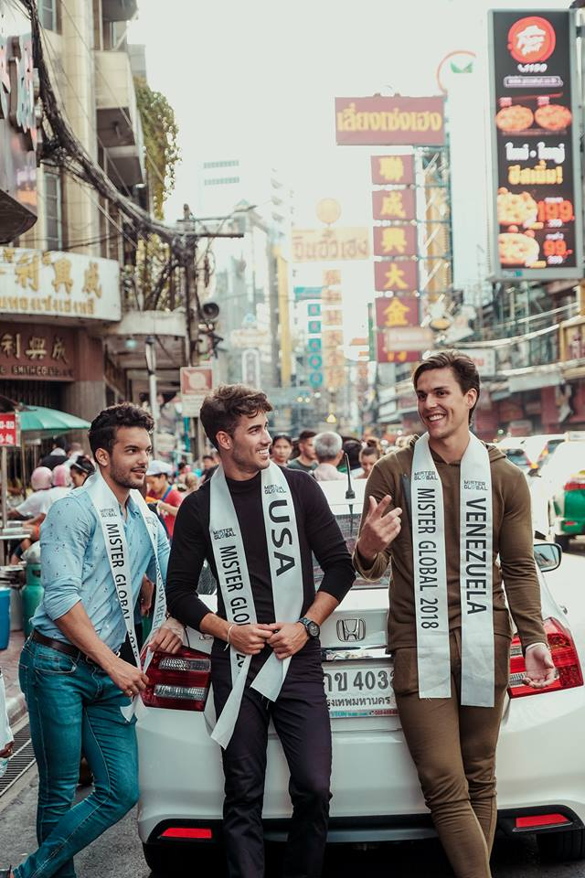 The Official thread of MISTER GLOBAL 2018: DARIO DUQUE OF USA - Page 2 37973410