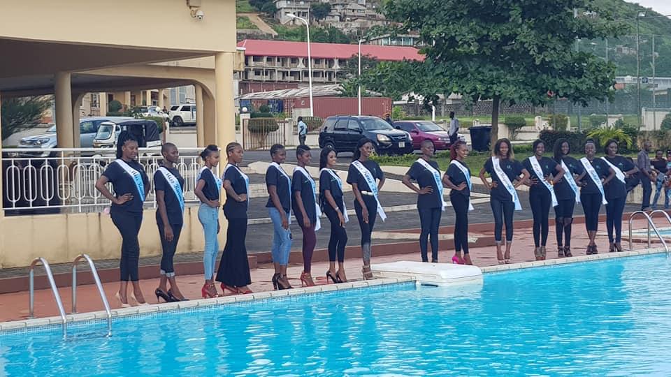Miss Sierra Leone WORLD 2018 39184910