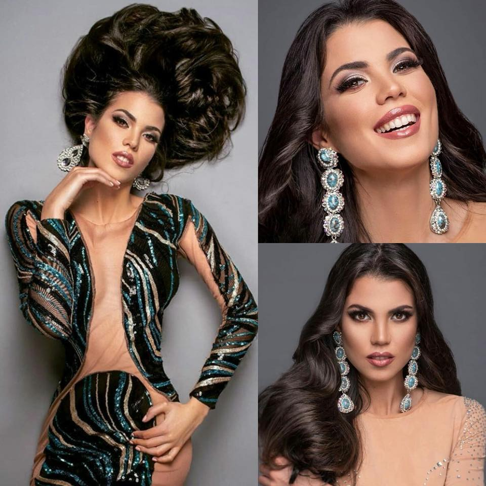 MISS UNIVERSE CHILE 2018 is Andrea Diaz 39292210