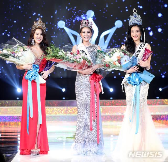 MISS KOREA QUEEN 2018 - Winners 39941110