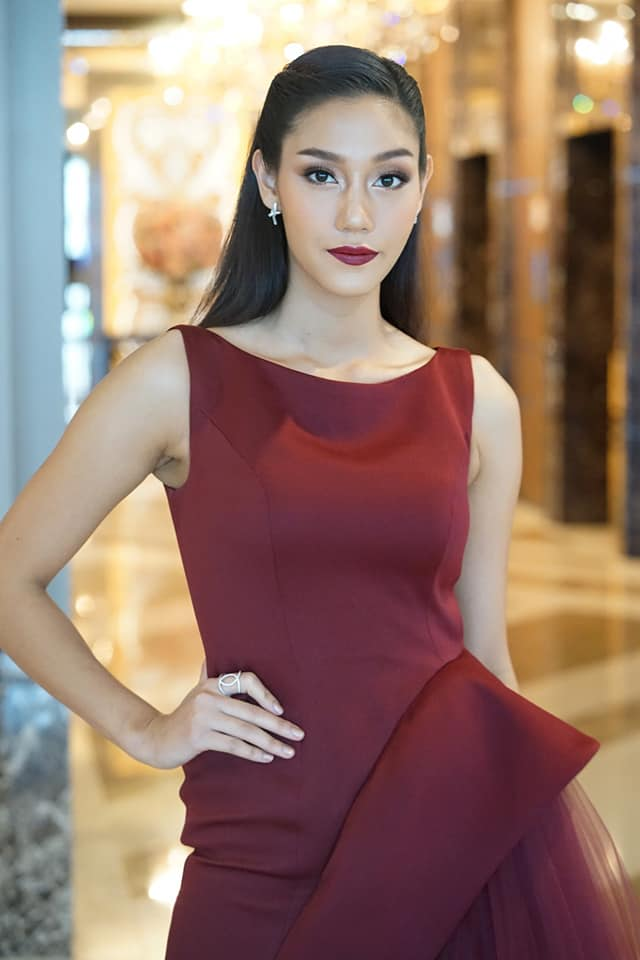 Nicolene Pichapa Limsnukan (THAILAND 2018) 40129311