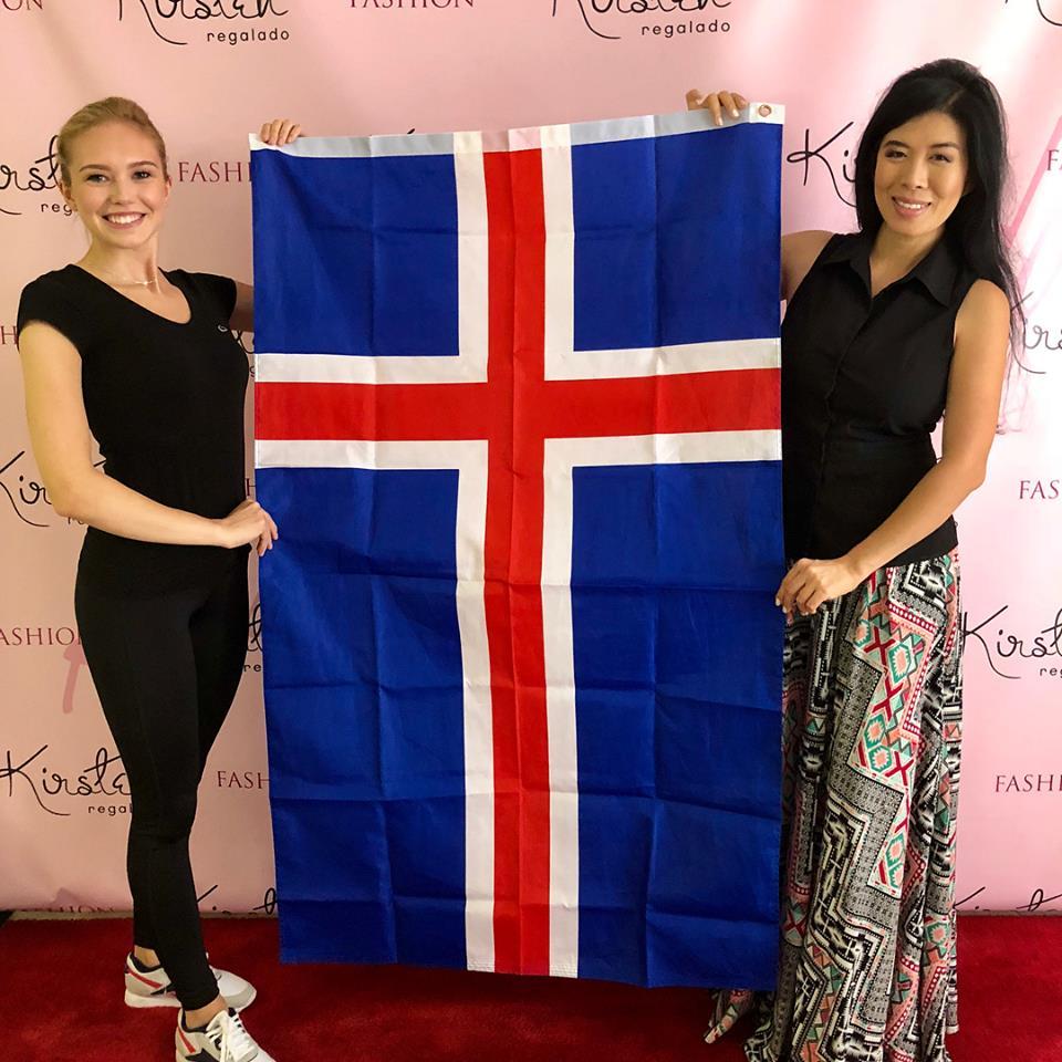 Katrin Lea Elenudottir (ICELAND 2018) - Page 2 41271510
