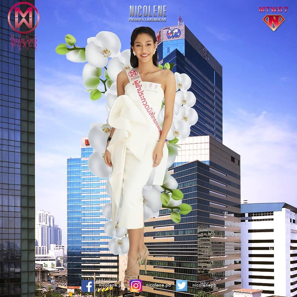 Nicolene Pichapa Limsnukan (THAILAND 2018) 41319310