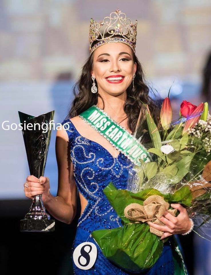 ✪✪✪✪✪ ROAD TO MISS EARTH 2018 ✪✪✪✪✪ COVERAGE - Finals Tonight!!!! - Page 2 41384910