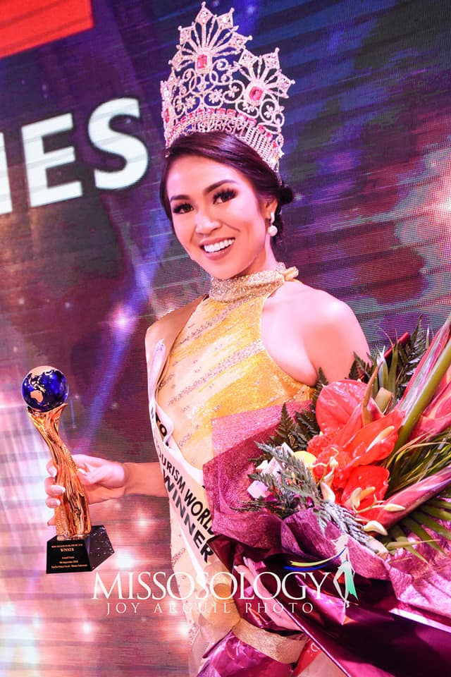 Miss Tourism Worldwide 2018 is ZARA CARBONEL of THE PHILIPPINES! 41447910