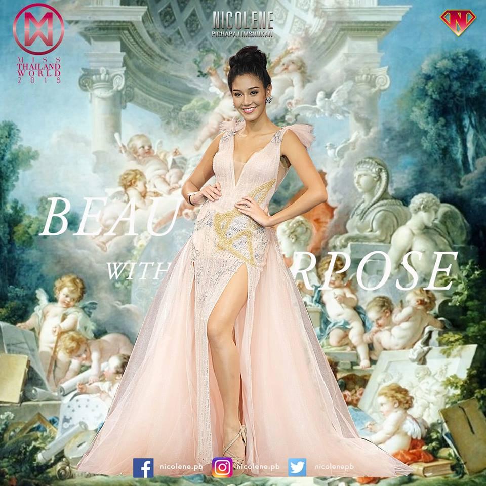 Nicolene Pichapa Limsnukan (THAILAND 2018) 41813710