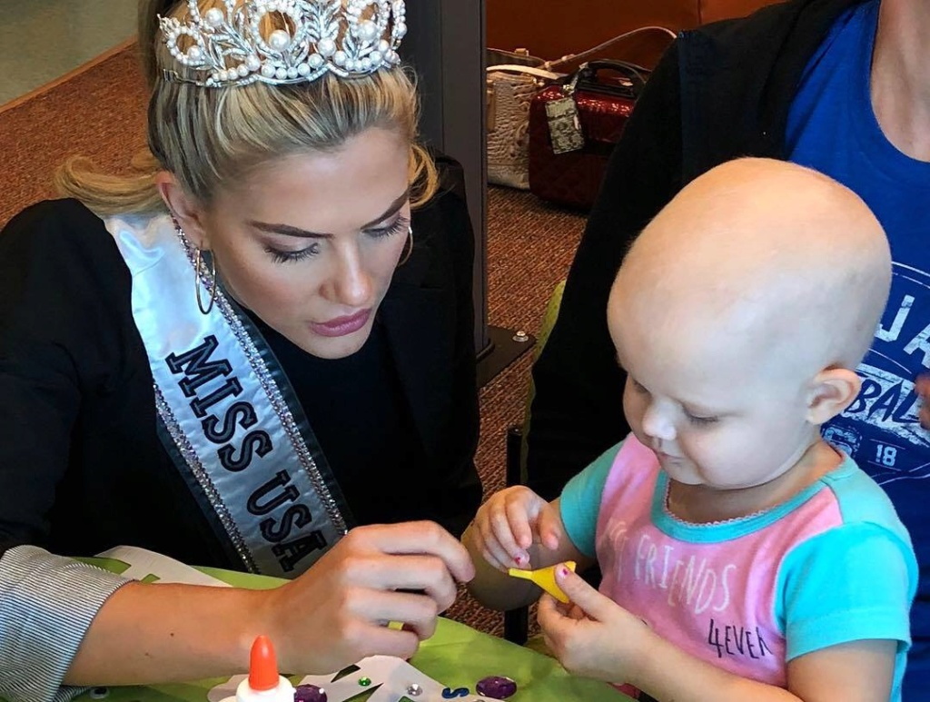 MISS USA 2018: Sarah Rose Summers from Nebraska - Page 4 41830010