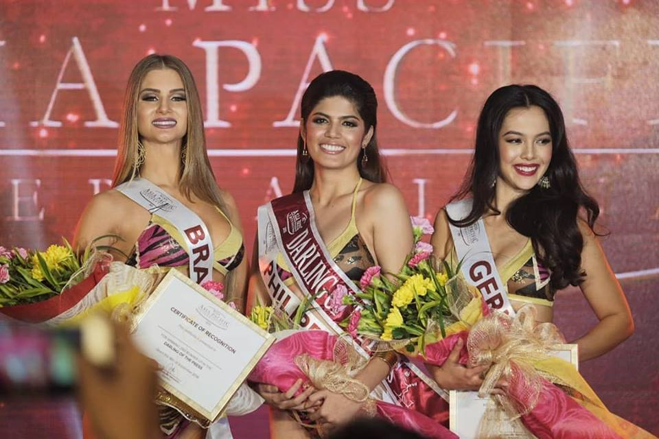 Miss Asia Pacific International 2018 is Sharifa Areef Mohammad Omar Akeel of the PHILIPPINES 41990610