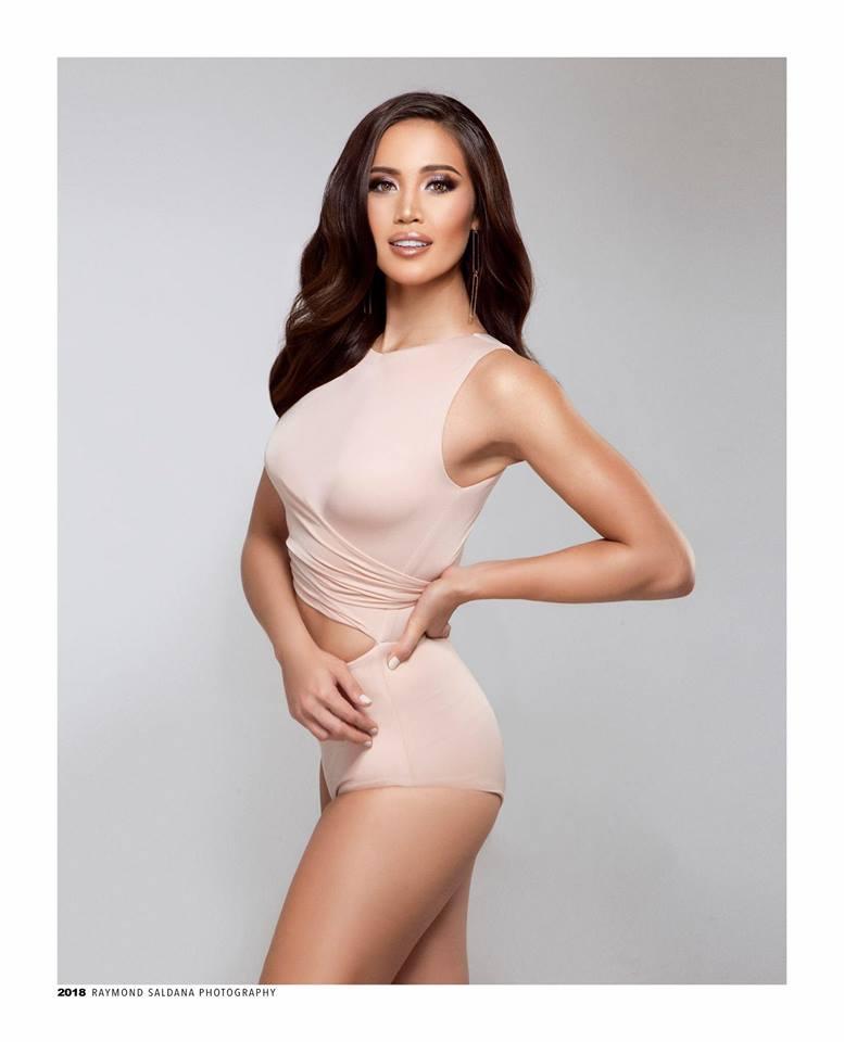 Michele Gumabao - Bb Pilipinas Globe 2018 42111110