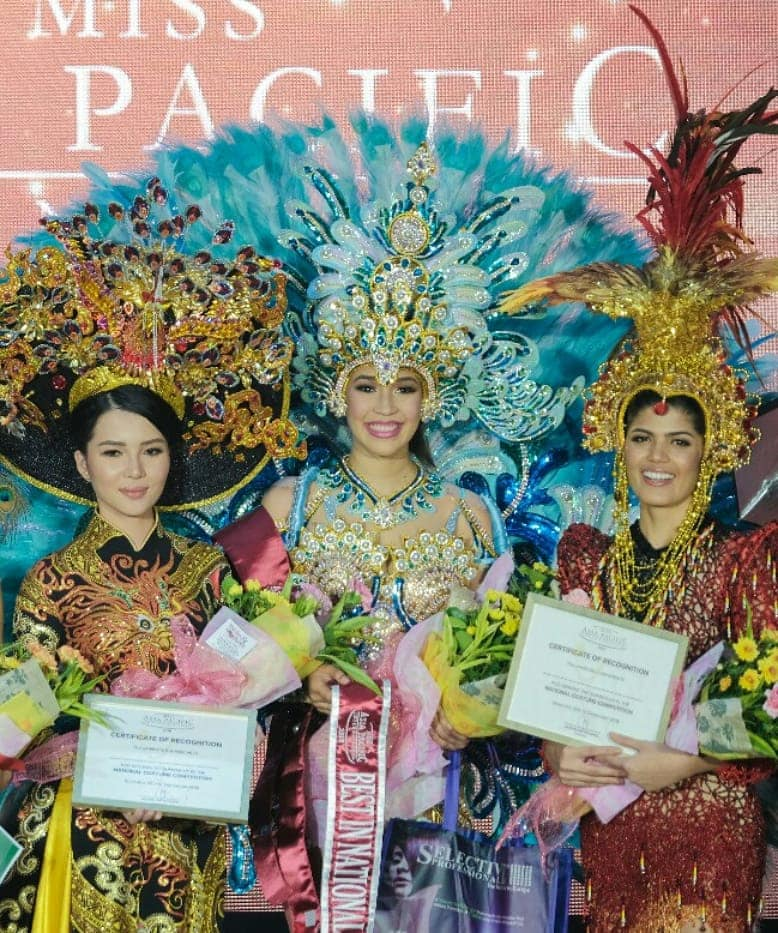 Miss Asia Pacific International 2018 is Sharifa Areef Mohammad Omar Akeel of the PHILIPPINES 42226310