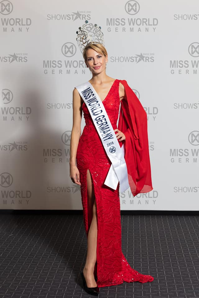 ★★★ ROAD TO MISS WORLD 2018 ★★★  - Page 5 42238210