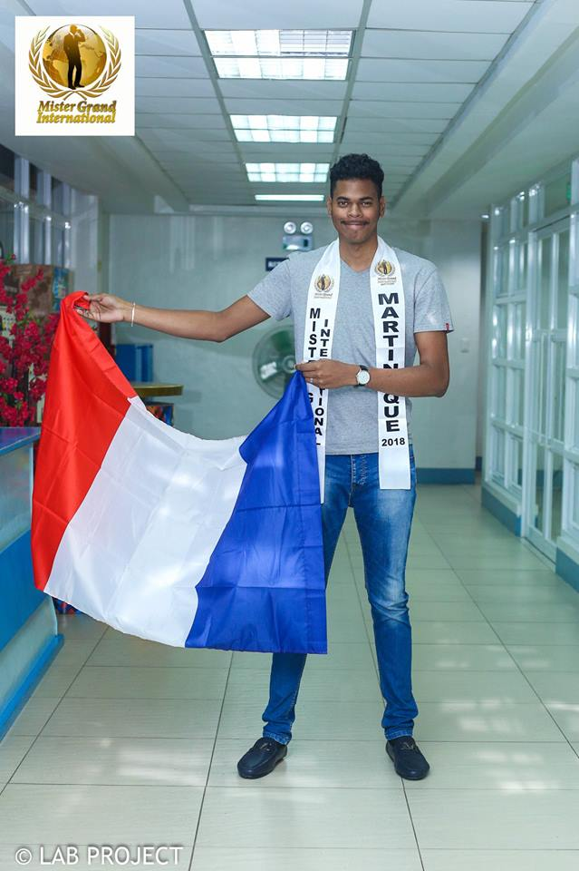 ROAD TO MISTER GRAND INTERNATIONAL 2018 - Tahiti Won! - Page 2 42257110