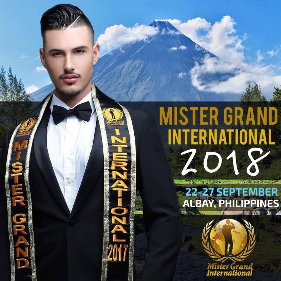 ROAD TO MISTER GRAND INTERNATIONAL 2018 - Tahiti Won! - Page 2 42273410