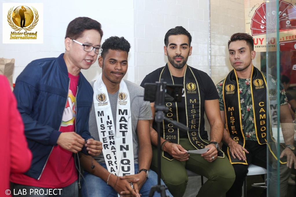 ROAD TO MISTER GRAND INTERNATIONAL 2018 - Tahiti Won! - Page 2 42276210