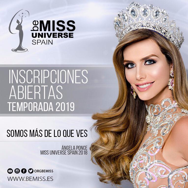 Road to MISS UNIVERSE SPAIN 2019 42276712