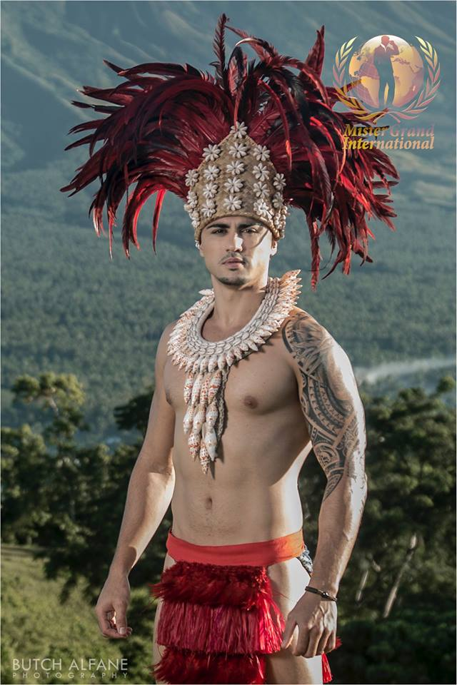 ROAD TO MISTER GRAND INTERNATIONAL 2018 - Tahiti Won! - Page 2 42420110