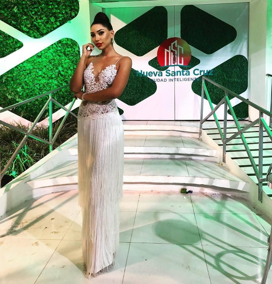 Joyce Prado (BOLIVIA 2018) - DETHRONED! - Page 2 42427611