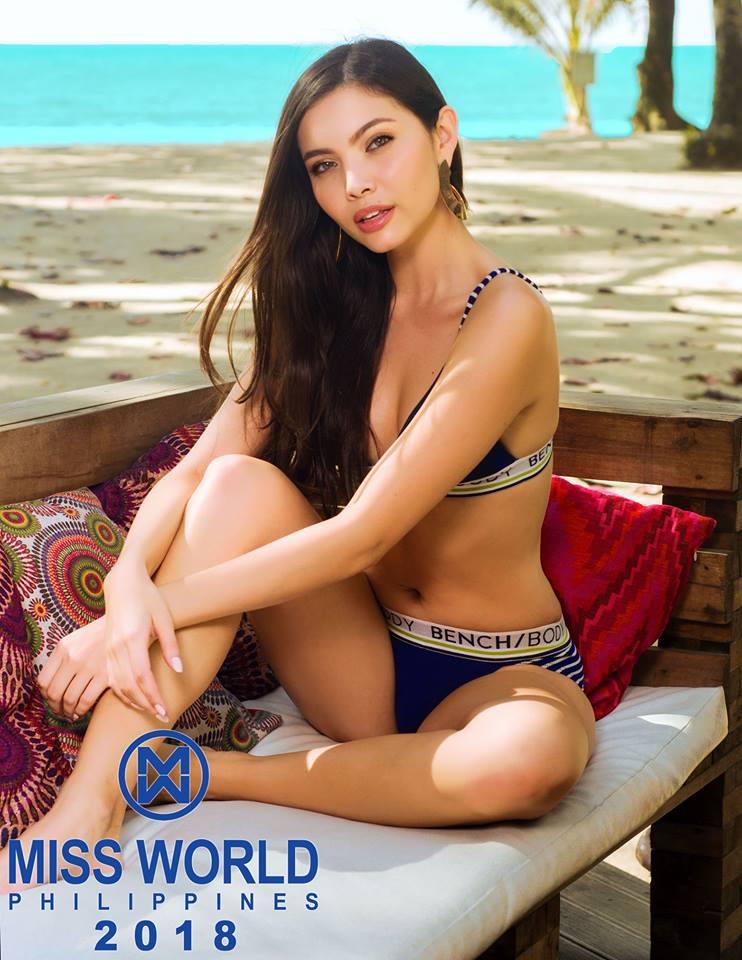 Round 46th : Miss World Philippines 2018 42510110