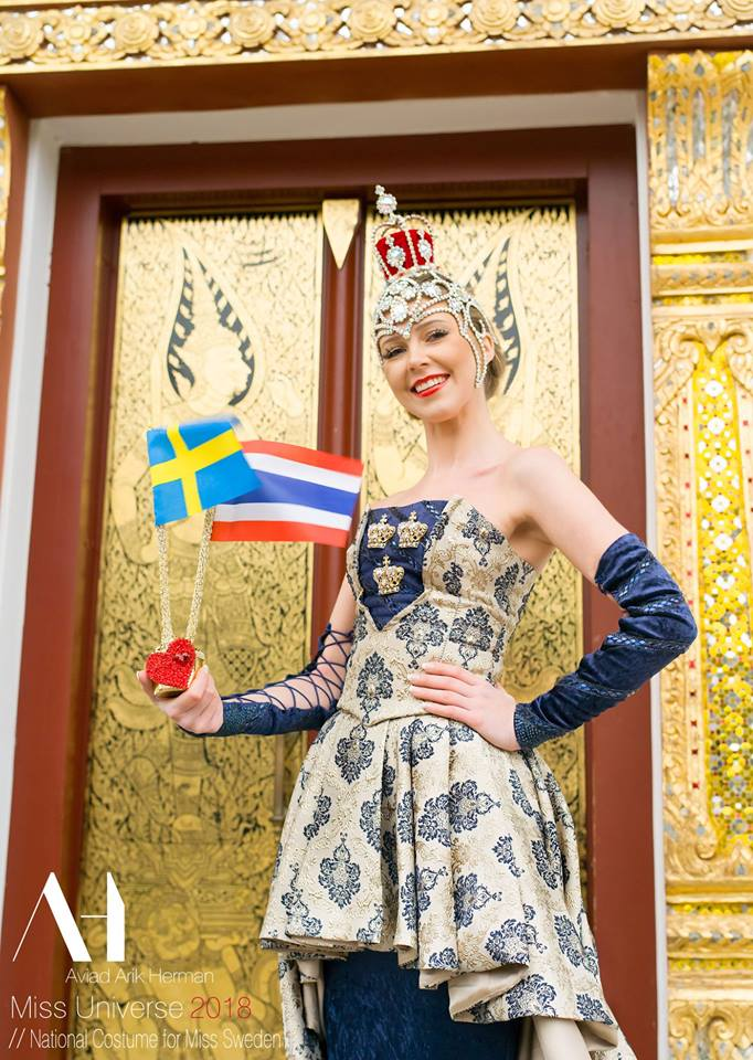 Miss Universe 2018 @ NATIONAL COSTUMES - Photos and video added - Page 2 4272