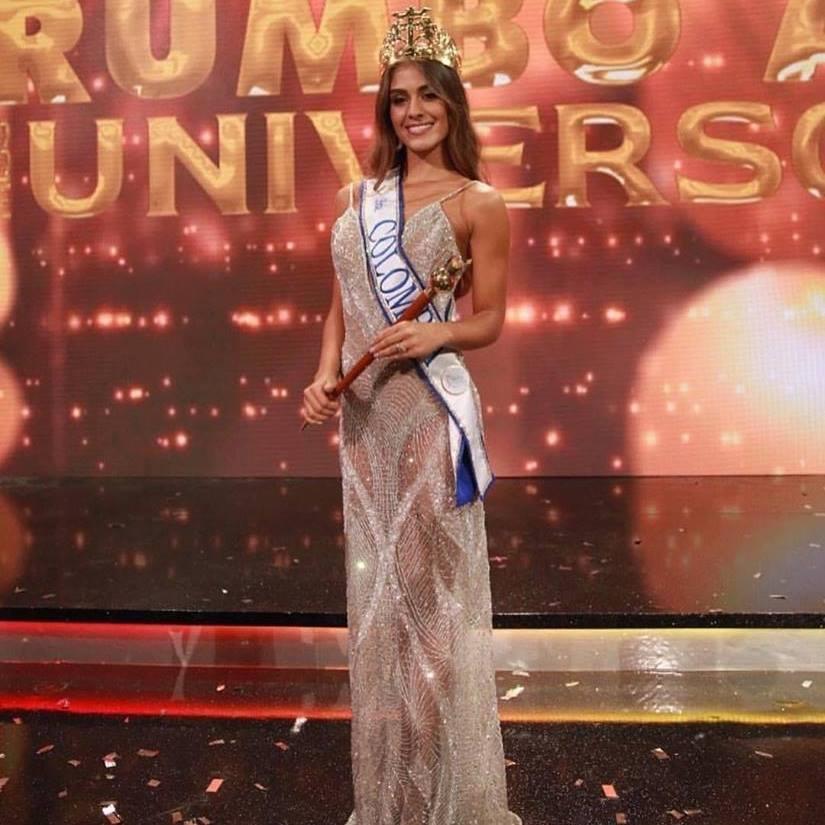 Valeria Morales (COLOMBIA 2018) 42894610