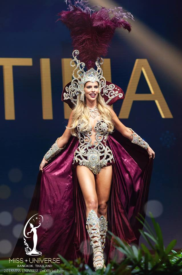 Miss Universe 2018 @ NATIONAL COSTUMES - Photos and video added - Page 6 4300