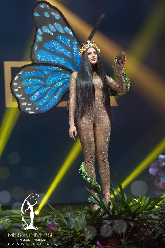 Miss Universe 2018 @ NATIONAL COSTUMES - Photos and video added - Page 7 4308