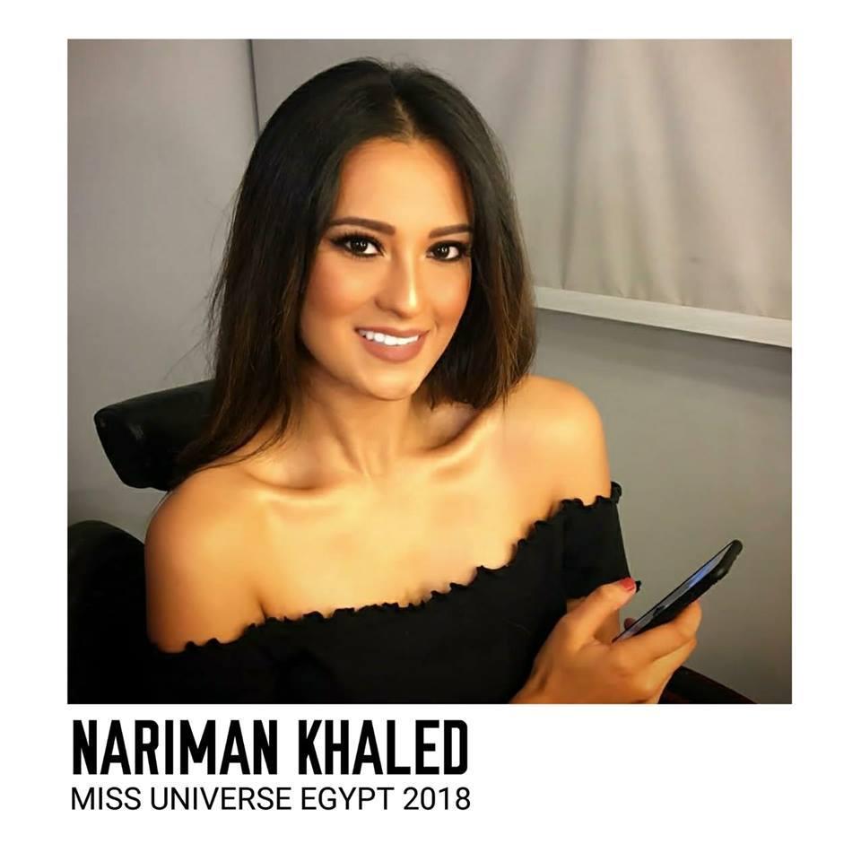 Nariman Khaled (EGYPT UNIVERSE 2018) 43083110