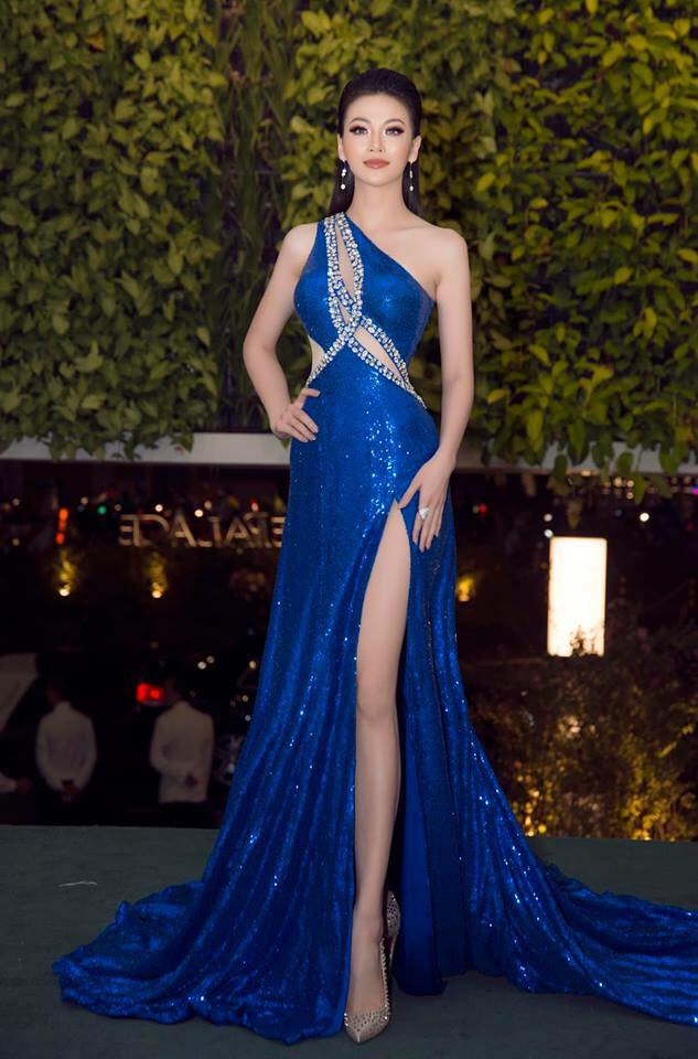 ** Official Thread of Miss Earth 2018-Phuong Khanh Nguyen from VIETNAM** - Page 3 4309