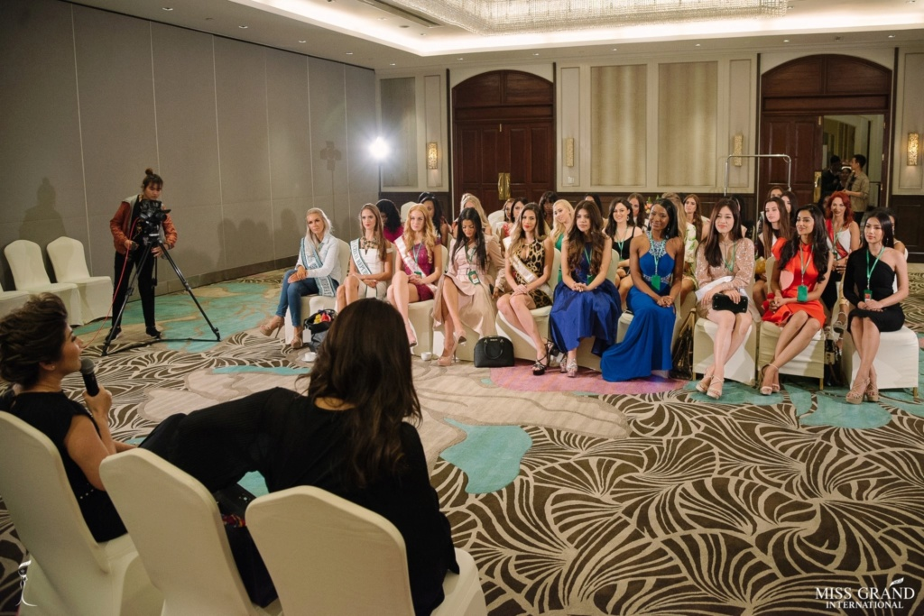 ***Road to Miss Grand International 2018 - COMPLETE COVERAGE - Finals October 25th*** - Page 2 43138710