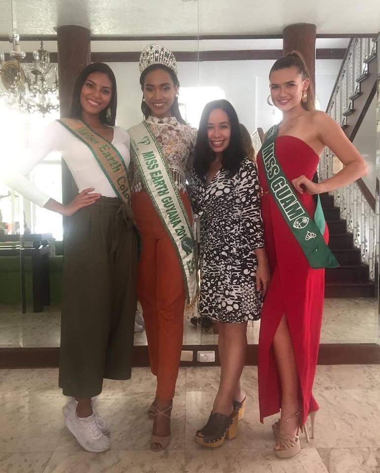 ✪✪✪✪✪ ROAD TO MISS EARTH 2018 ✪✪✪✪✪ COVERAGE - Finals Tonight!!!! - Page 3 43164511