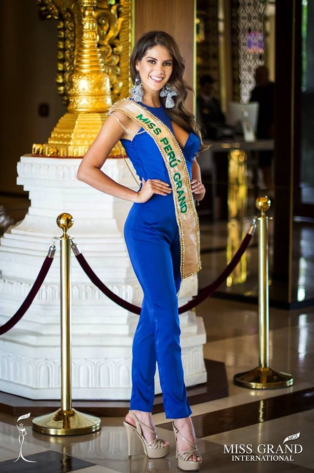 ***Road to Miss Grand International 2018 - COMPLETE COVERAGE - Finals October 25th*** - Page 2 43185910