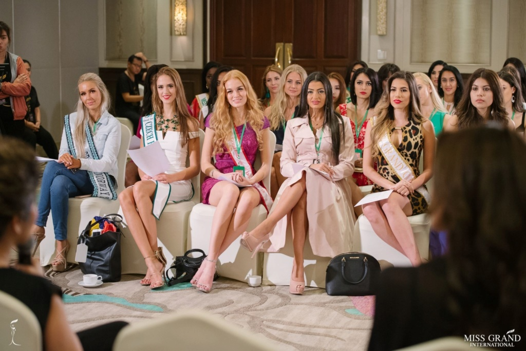 ***Road to Miss Grand International 2018 - COMPLETE COVERAGE - Finals October 25th*** - Page 2 43187710