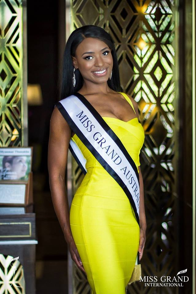 ***Road to Miss Grand International 2018 - COMPLETE COVERAGE - Finals October 25th*** - Page 2 43195810