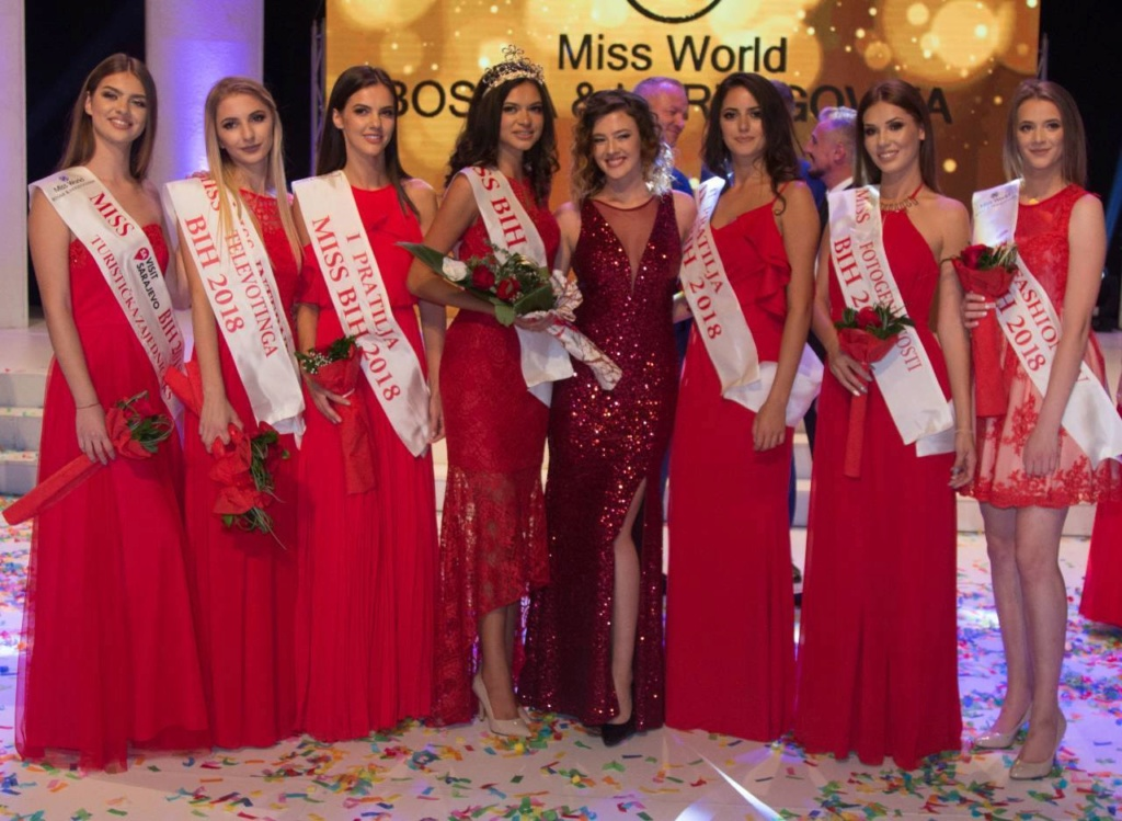 ROAD TO MISS BOSNIA AND HERZEGOVINA 2018  43207410