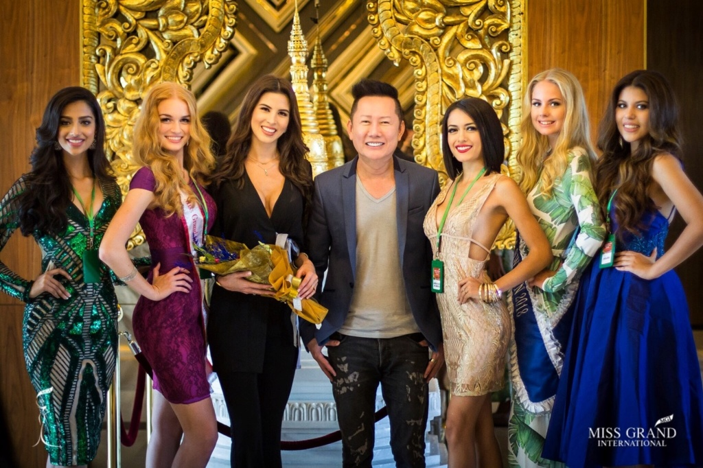 ***Road to Miss Grand International 2018 - COMPLETE COVERAGE - Finals October 25th*** - Page 2 43241510