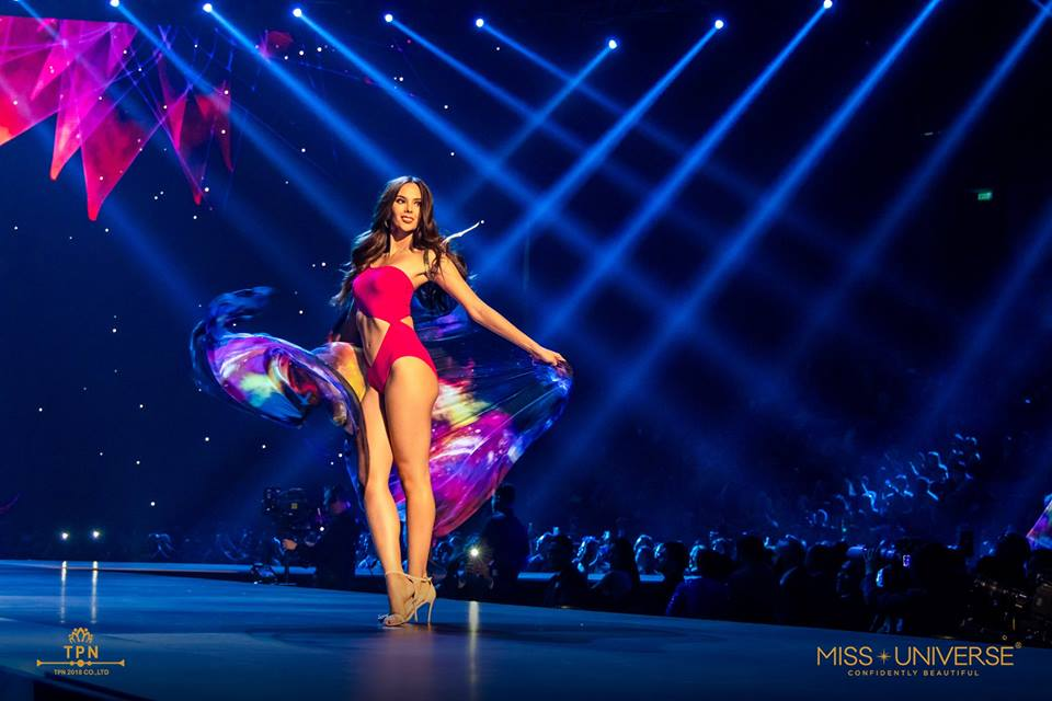 ♔ The Official Thread of MISS UNIVERSE® 2018 Catriona Gray of Philippines ♔ - Page 3 4325