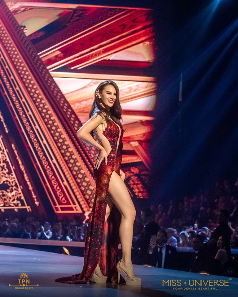 ♔ The Official Thread of MISS UNIVERSE® 2018 Catriona Gray of Philippines ♔ - Page 3 4327