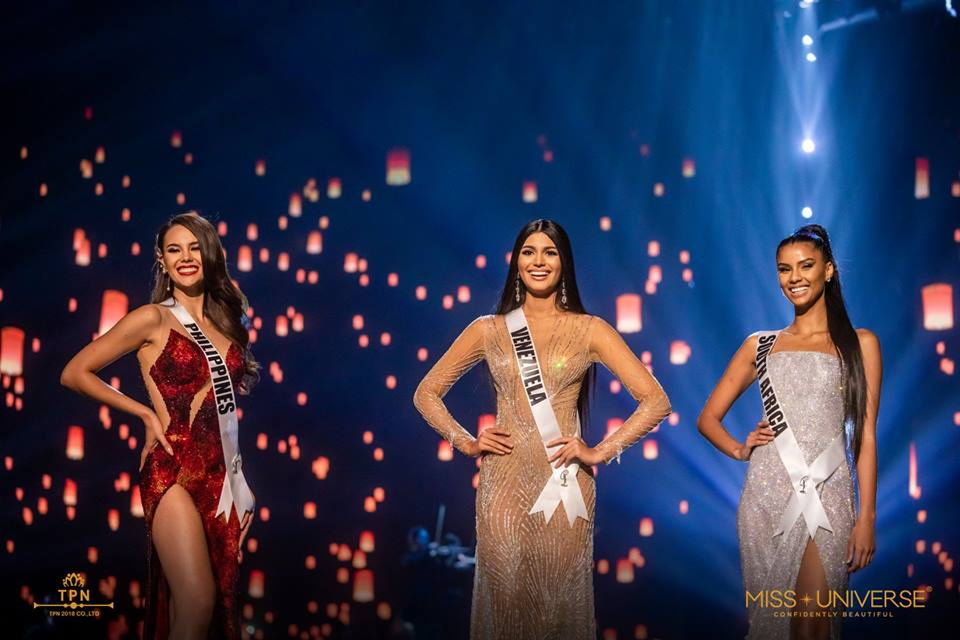 ♔ The Official Thread of MISS UNIVERSE® 2018 Catriona Gray of Philippines ♔ - Page 3 4330