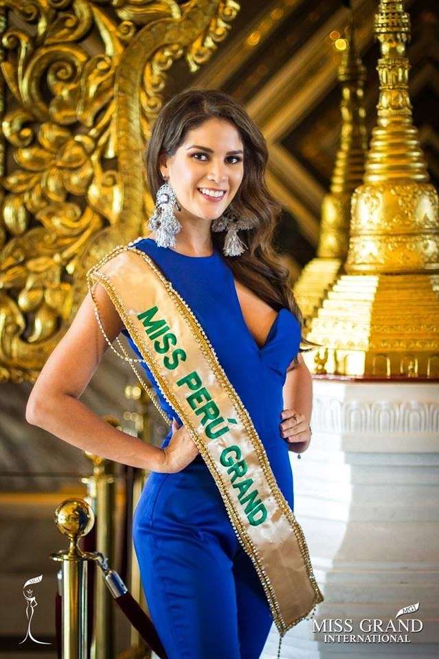 ***Road to Miss Grand International 2018 - COMPLETE COVERAGE - Finals October 25th*** - Page 2 43336510