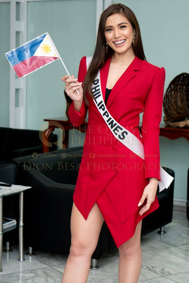 Michele Gumabao - Bb Pilipinas Globe 2018 43434710