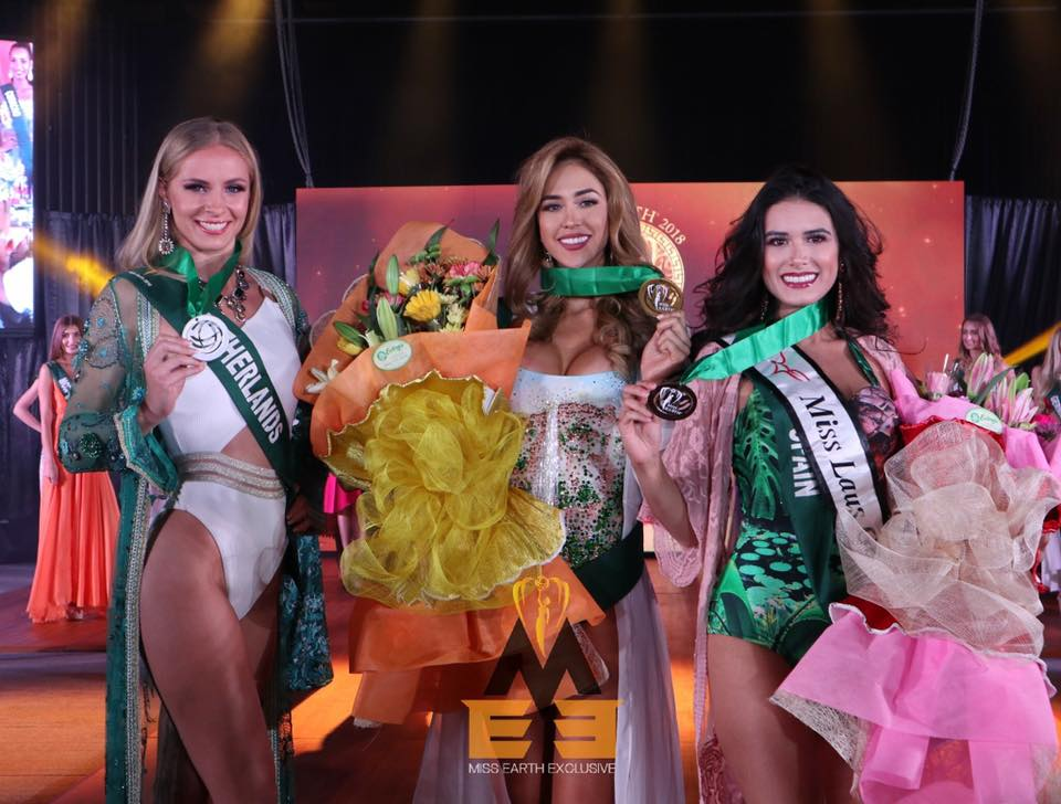 ✪✪✪✪✪ ROAD TO MISS EARTH 2018 ✪✪✪✪✪ COVERAGE - Finals Tonight!!!! - Page 15 43522810