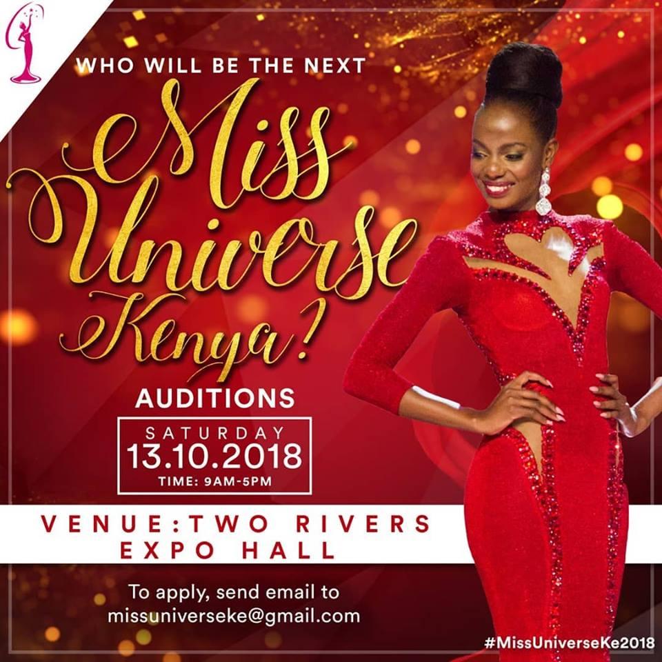 Road to MISS UNIVERSE KENYA 2018 - Winners 43580112