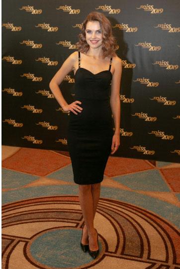 Miss Slovensko 2019 is Frederika Kurtulikova 4362