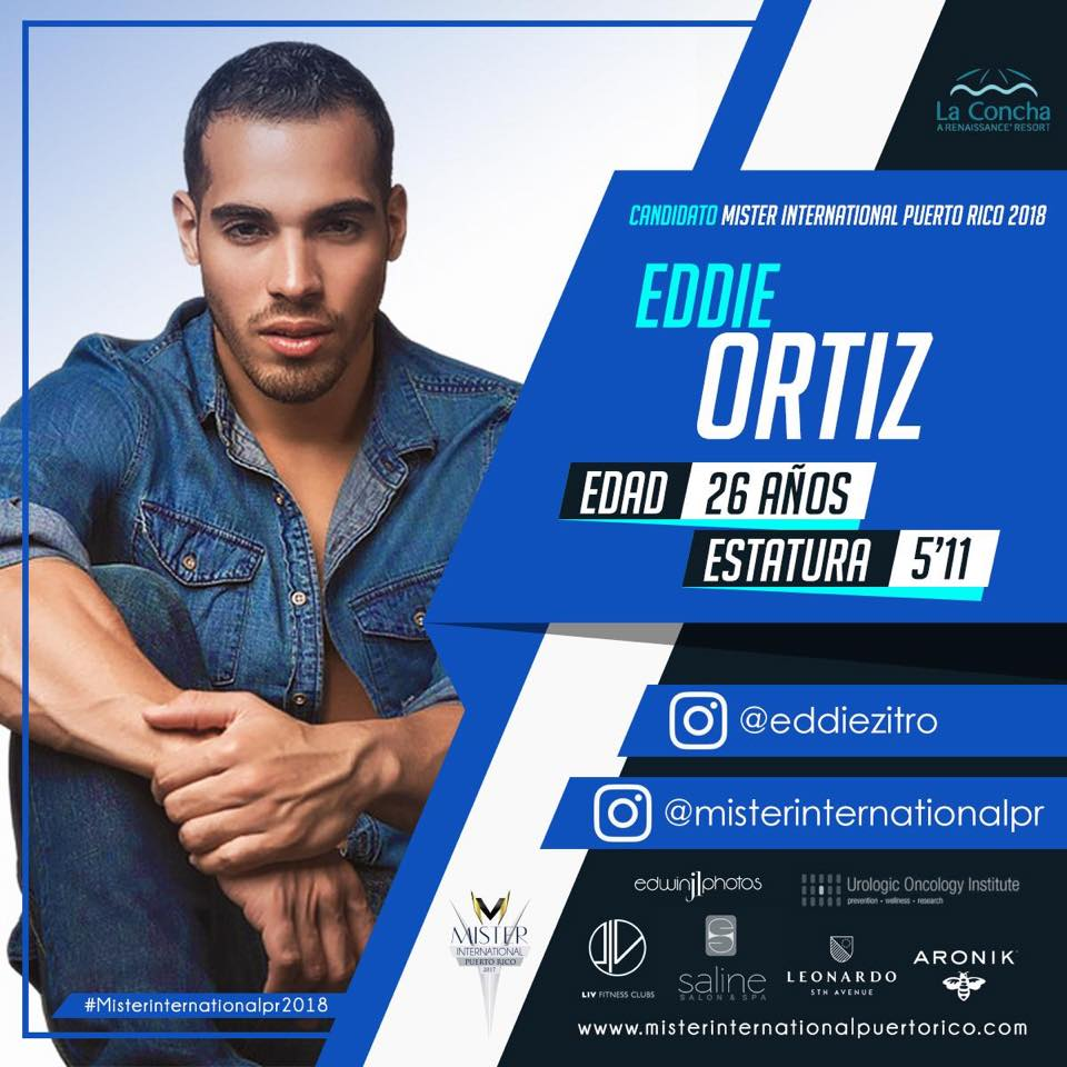 MISTER SUPRANATIONAL PUERTO RICO 2018 is José Alfredo Galarza 43629512