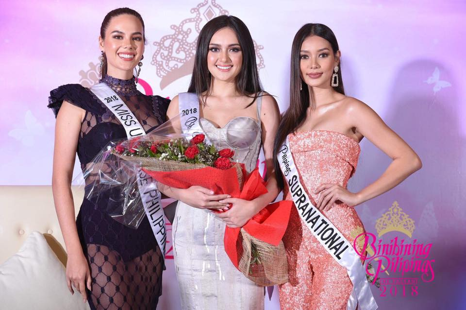 BINIBINING PILIPINAS - INTERNATIONAL 2018: Ma Ahtisa Manalo  - Page 3 43666910